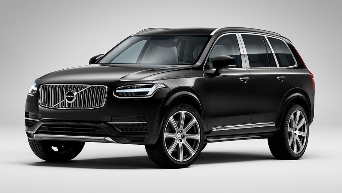 2018 Volvo XC90: News, Specification, Price >> Volvo Xc90 T8 Excellence 2018 Pricing And Spec Confirmed