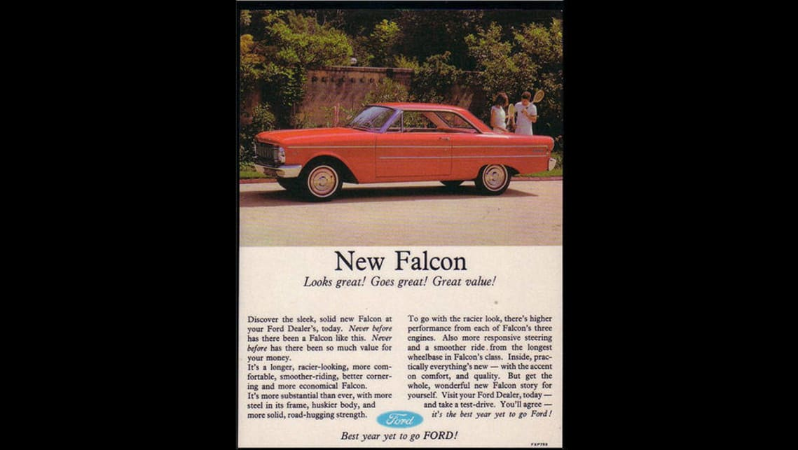 Three of our experts pick the 1965 XP Ford Falcon Hardtop as their dream Australian Ford.