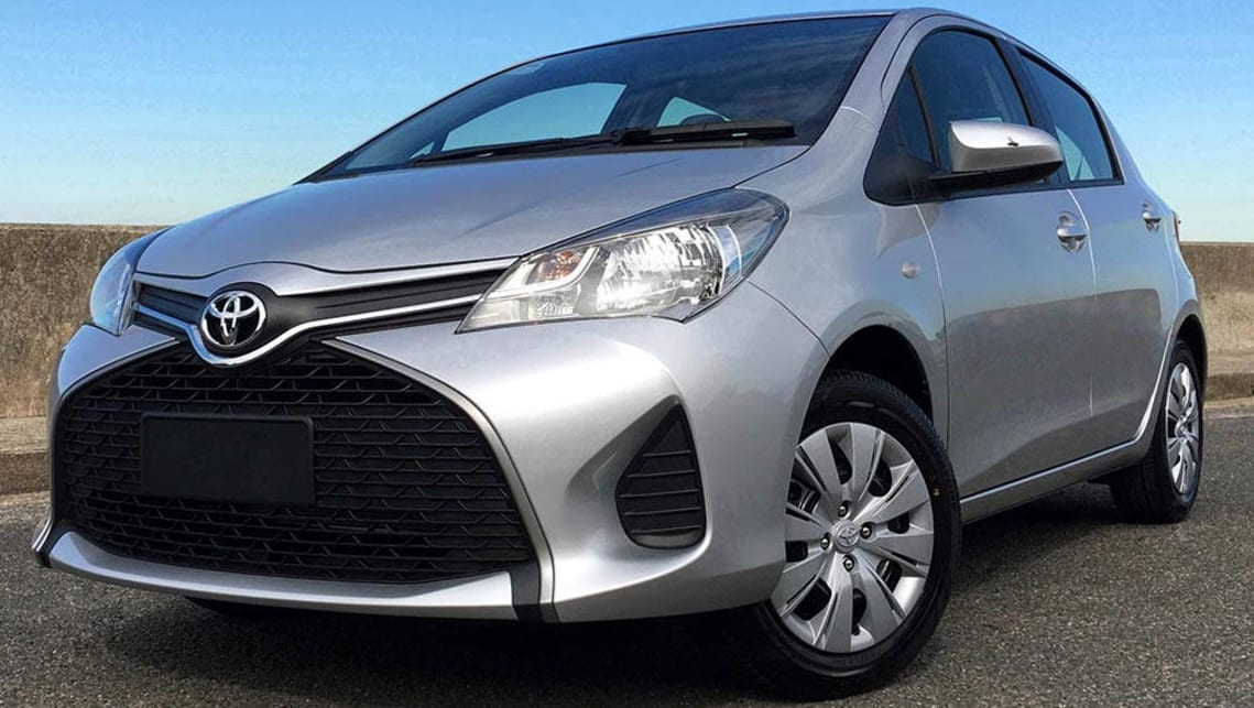 Popular: Yaris Ascent auto is $17,990 drive-away.