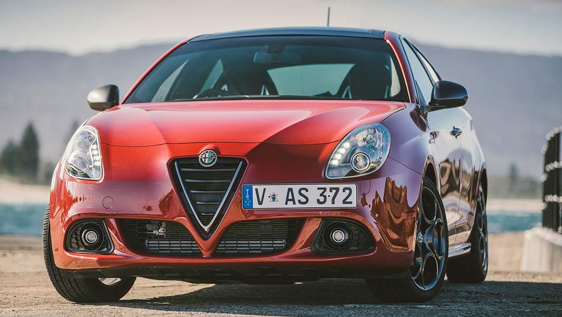 Alfa Romeo Giulietta Quadrofoglio 2015 review   CarsGuide