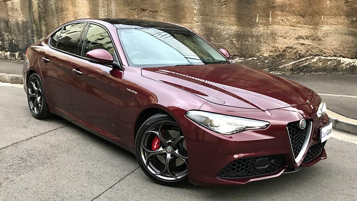 Alfa Romeo Giulia >> Alfa Romeo Giulia 2018 Review Carsguide