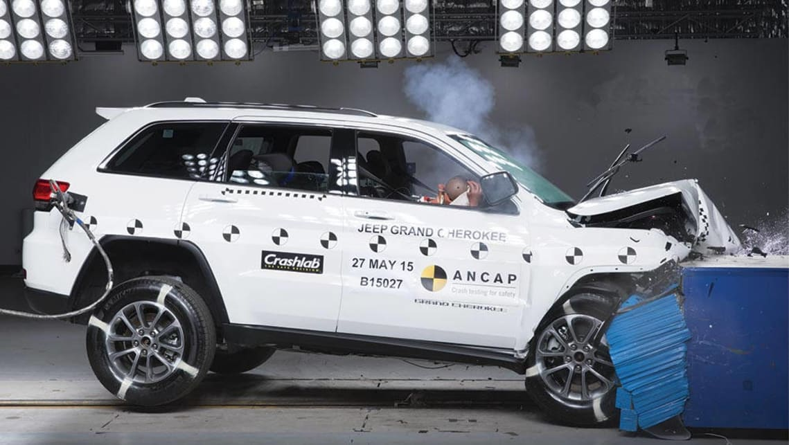 Jeep Grand Cherokees built after March 2013 now carry a five-star crash safety rating.
