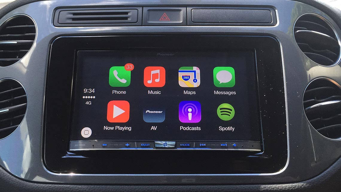 Apple CarPlay tested - Car Advice | CarsGuide