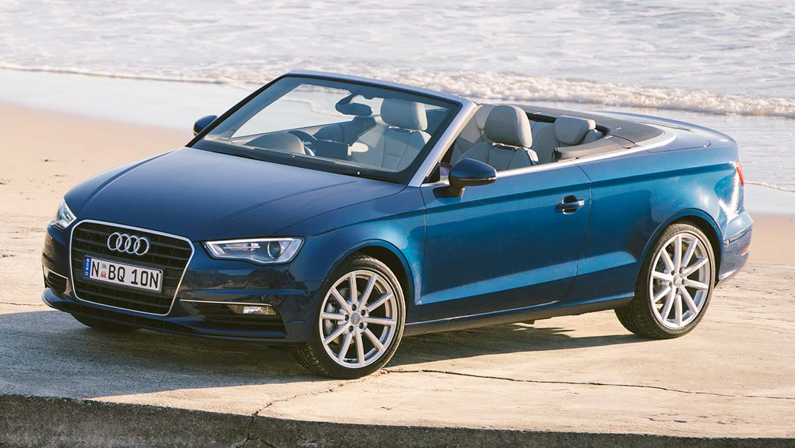 2015 Audi A3 Cabriolet 2.0 TDI Ambition