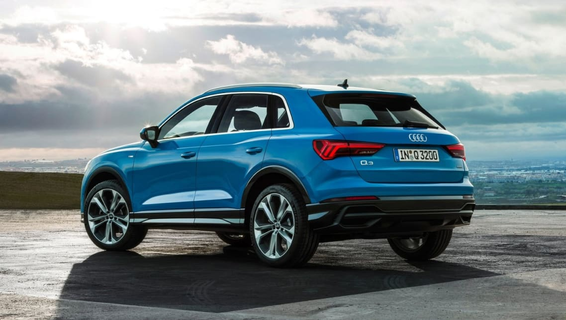 Audi Diesel On The Fritz No Tdi Option For New Q3 Car News Carsguide