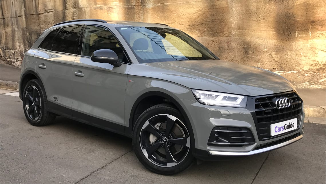 Audi Q5 Sport petrol 2017 review | CarsGuide