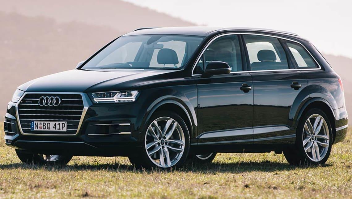Test Audi Q7 3. 0 Tdi 2012