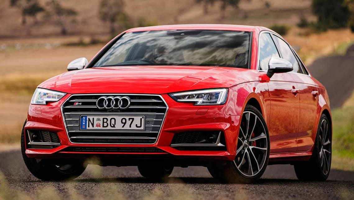 Audi S4 2017 Review Carsguide