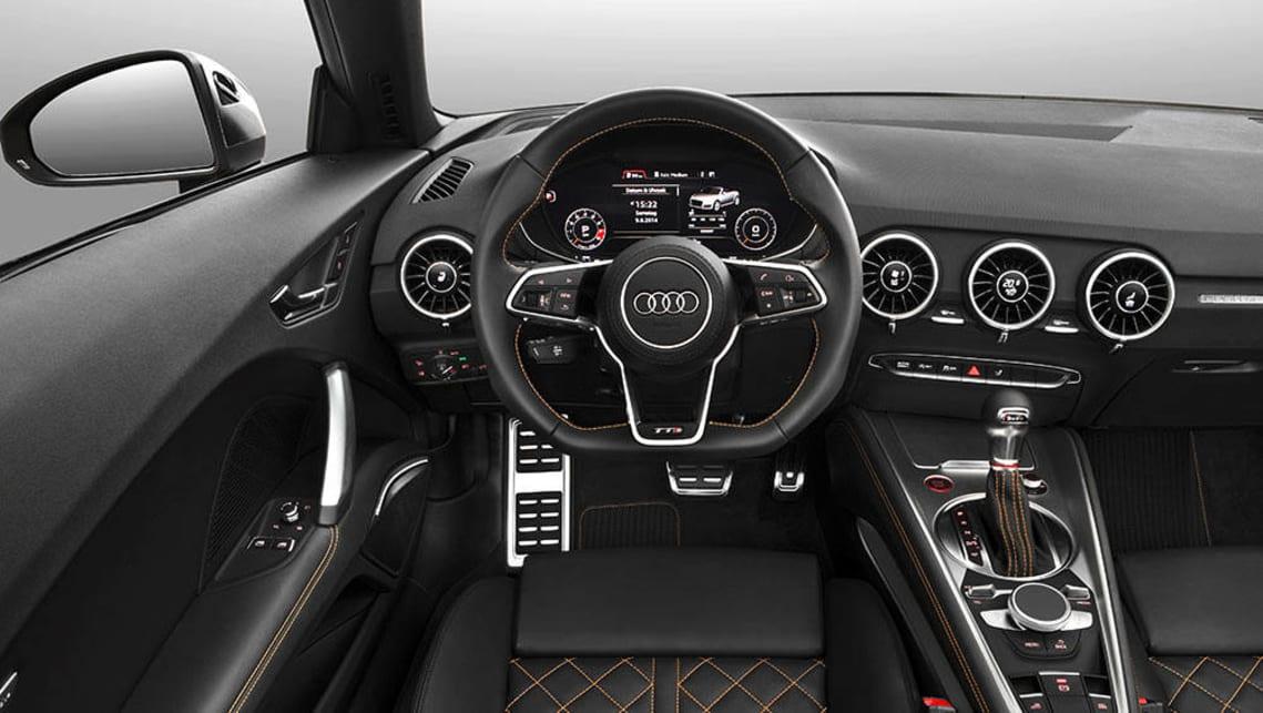Audi Tt S Roadster 2016 Review Carsguide