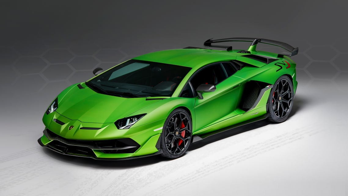 Lamborghini Aventador SVJ 2019 pricing and spec revealed