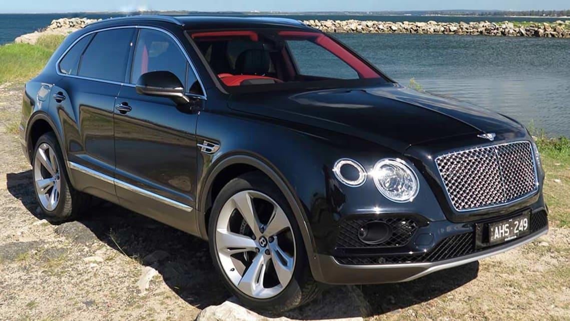 Bentley Bentayga 2016 Review Carsguide