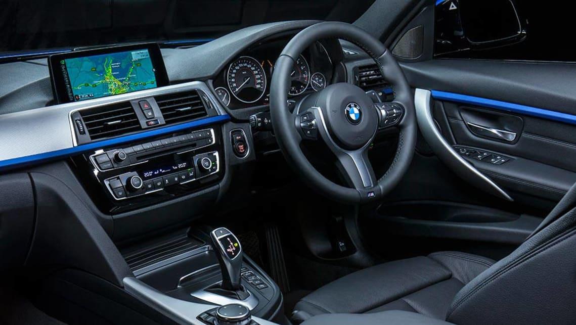 BMW 330i M Sport sedan 2016 review   CarsGuide