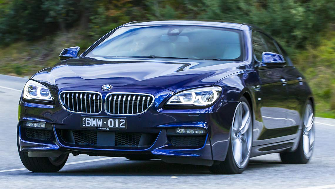BMW 650i Grand Coupe 2016 review | CarsGuide