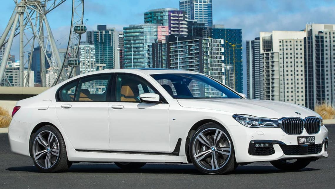 Bmw 750i And 750li 2016 Review Carsguide