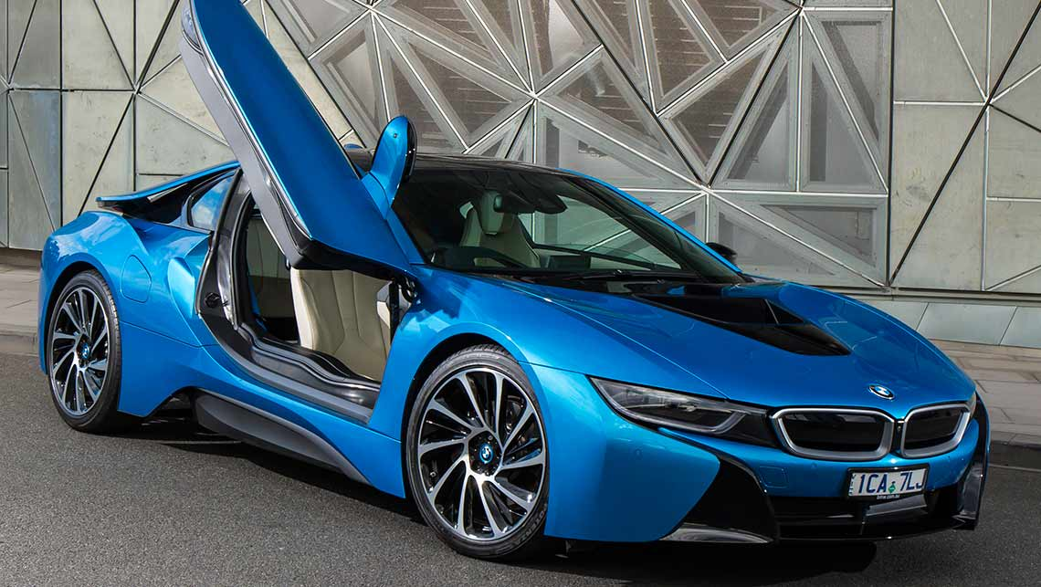 BMW i8 Review 2015 | CarsGuide
