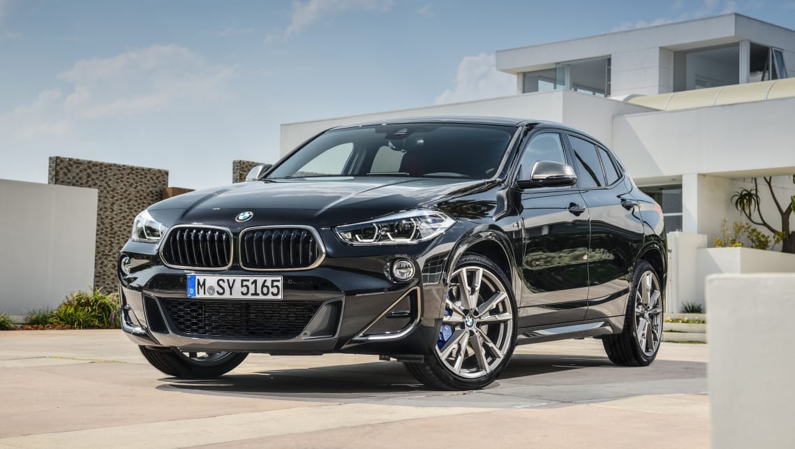 2020 BMW X2 M Specs, Price, Redesign, And Release Date >> Bmw X2 M35i Announced For 2019 Car News Carsguide