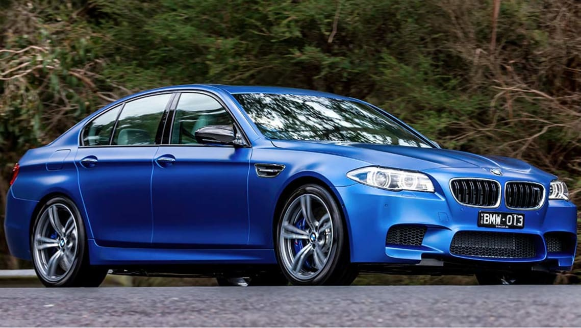 2016 Bmw M5 >> Bmw M5 Pure 2016 Review Carsguide
