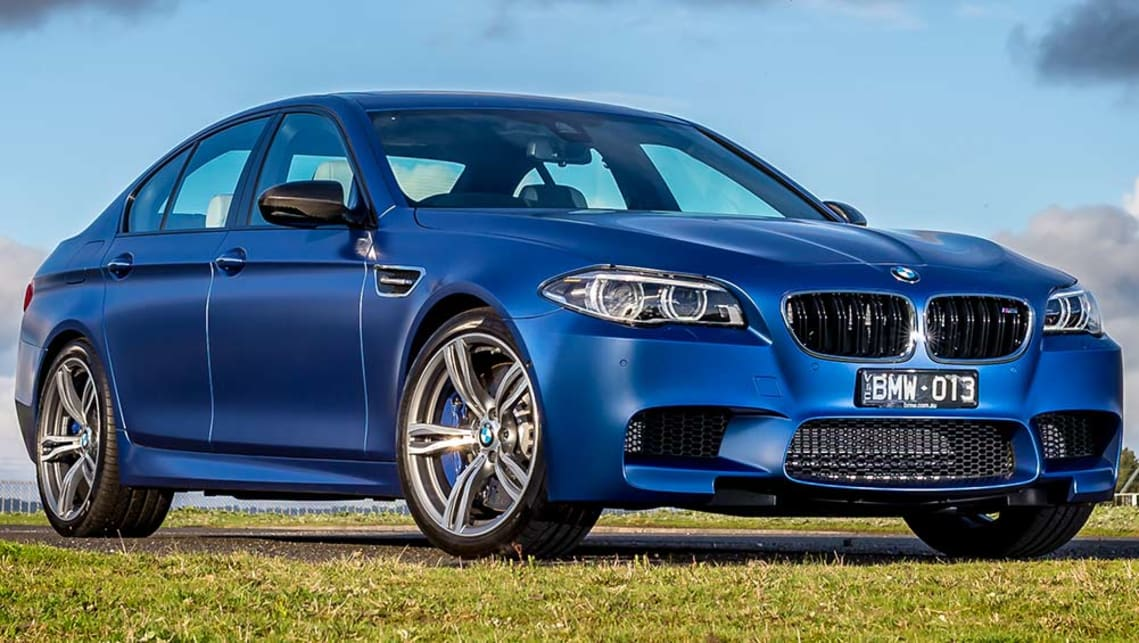 BMW M5 Pure 2016 review | CarsGuide