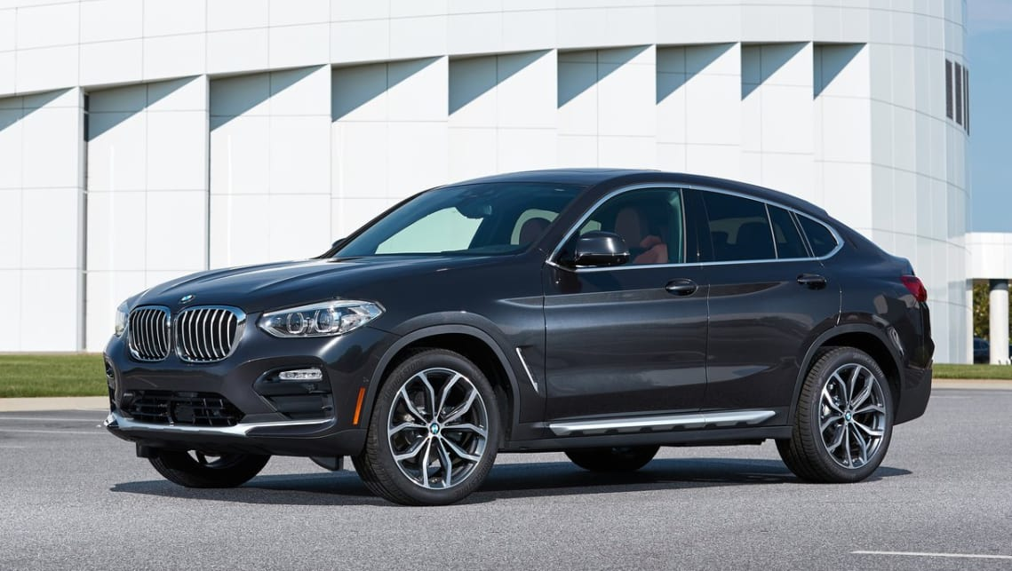 BMW X4 2019 pricing and spec confirmed - Car News | CarsGuide