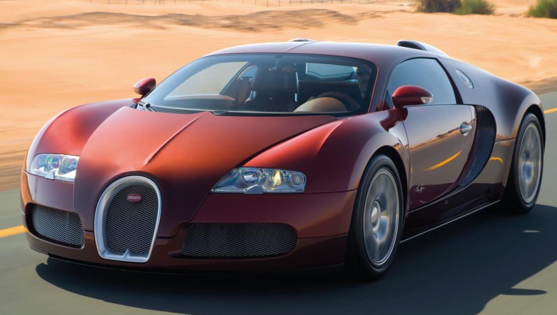 Bugatti Veyron price   CarsGuide
