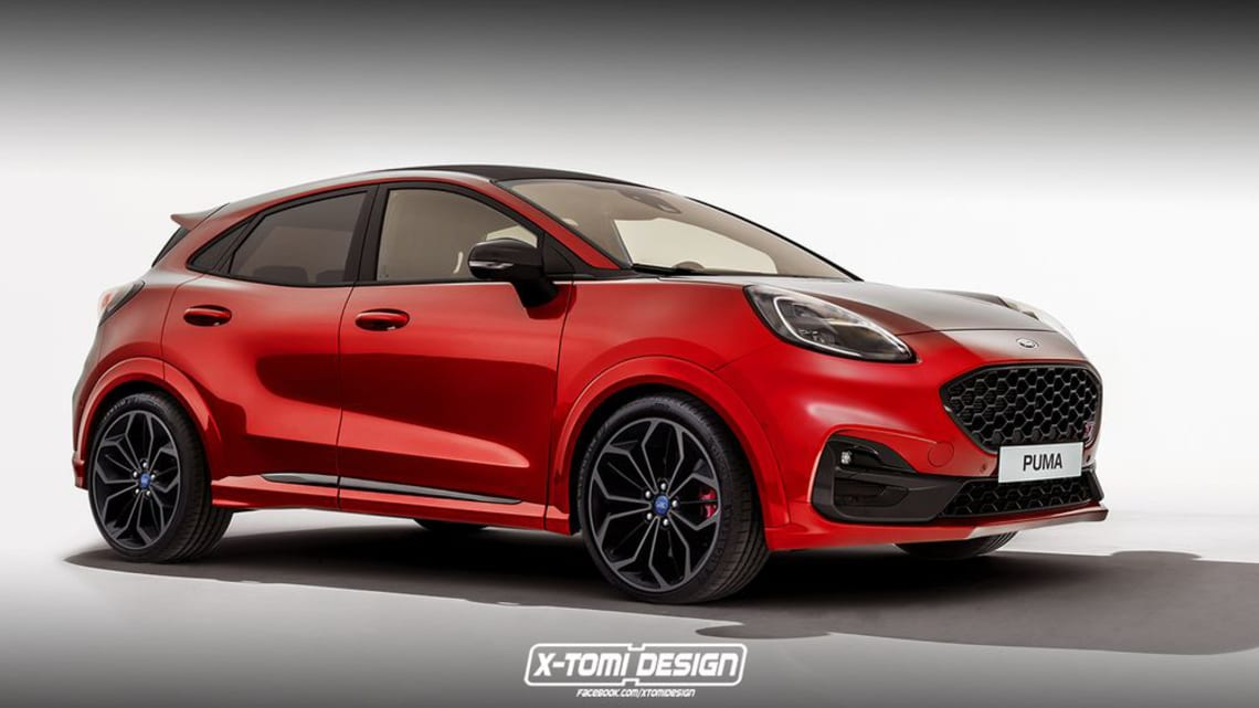 New Ford Puma ST is coming: High riding hot hatch confirmed