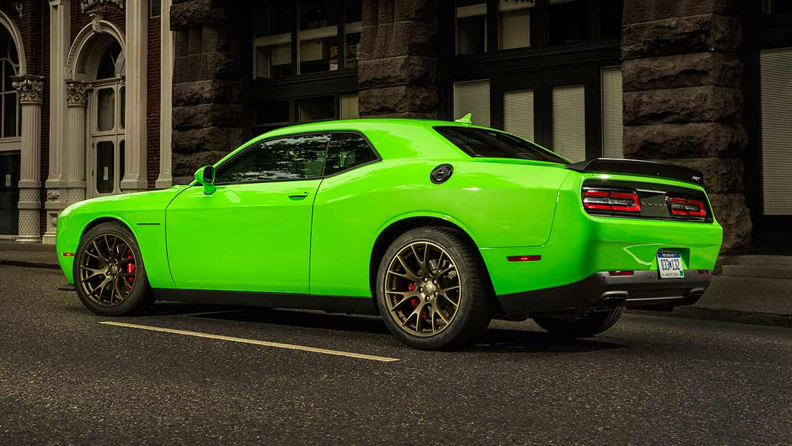 Dodge Challenger SRT Hellcat 2015 Review | CarsGuide