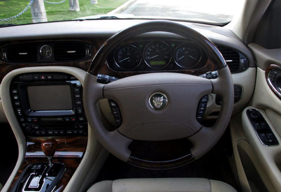 Used Jaguar XJ8 review: 2003-2005   CarsGuide