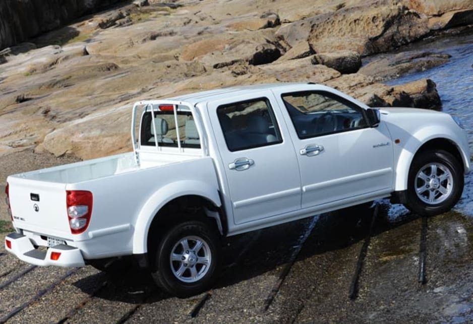 Great Wall Motors V240 4x4