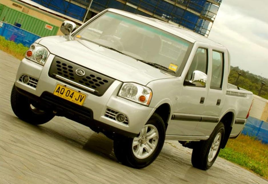 Great Wall Motors SA220