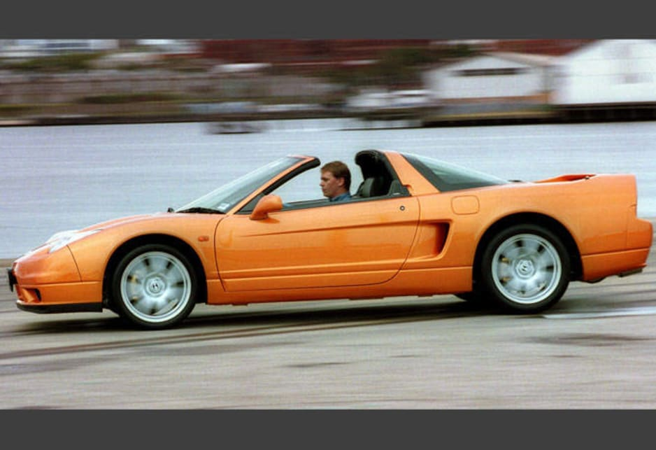 Used Honda Nsx Review 1991 2004 Carsguide