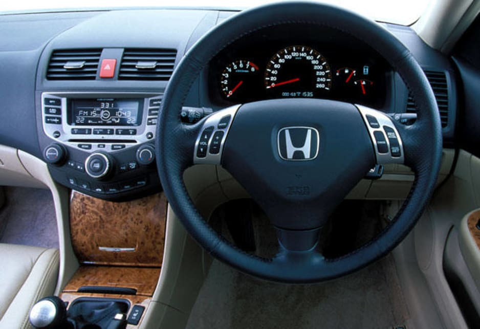 Used Honda Accord Euro review: 2003-2005 | CarsGuide