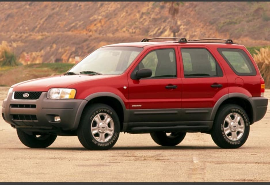 Used Ford Escape Review 2001 2006 Carsguide