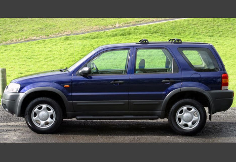 Used Ford Escape review: 2001-2006 | CarsGuide
