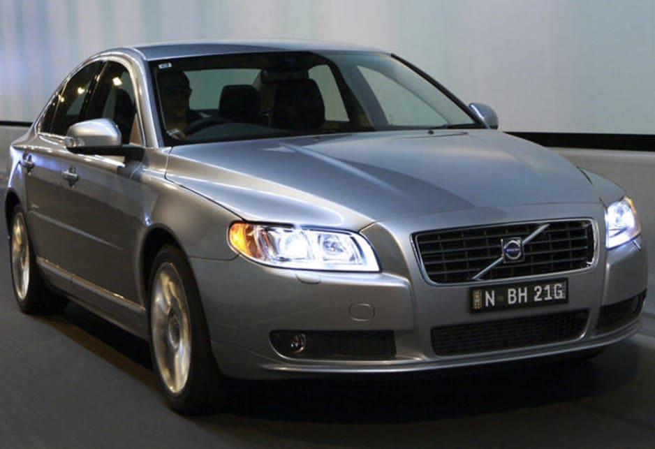 Volvo S80 2009 Review Carsguide