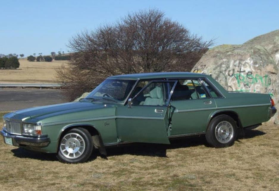 Used Holden Statesman review: 1980-1985   CarsGuide