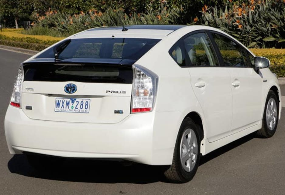 Toyota Prius 2009 Review First Drive Carsguide