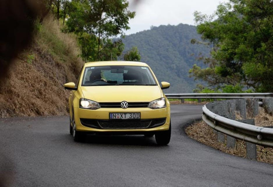 COTY 2010 - Volkswagen Polo