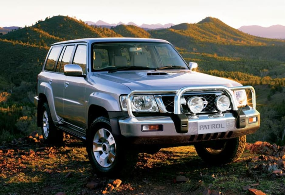 Bottom ten: Nissan Patrol - 22.17 points