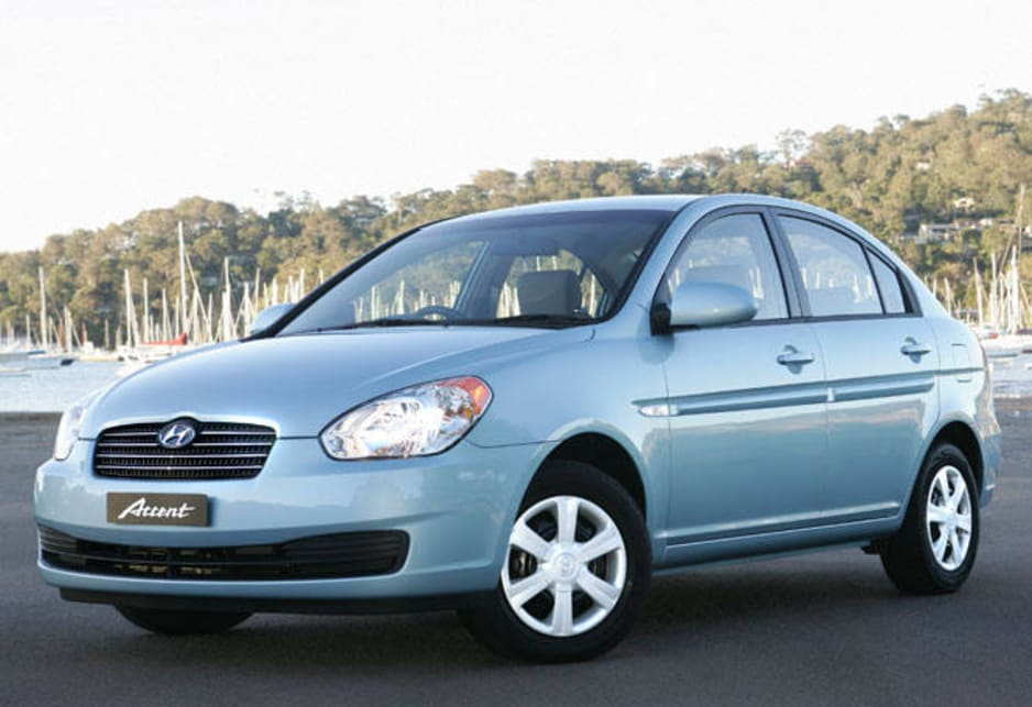 Bottom ten: Hyundai Accent - 21.21 points