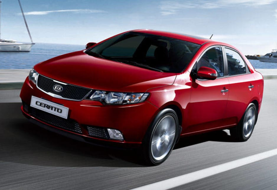 Bottom ten: Kia Cerato - 19.90 points - 3 stars