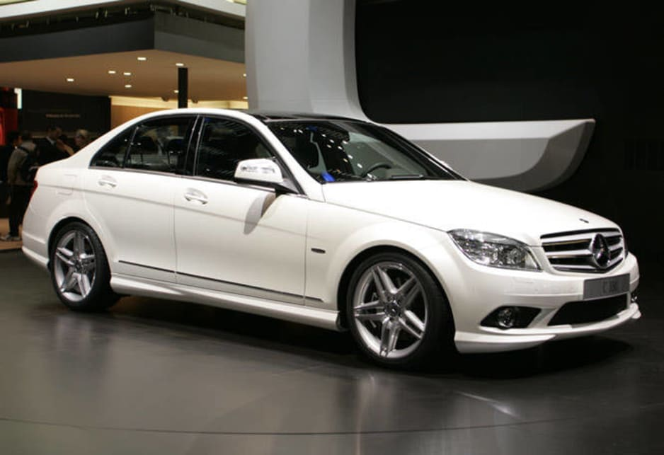 Top Ten: Mercedes C-Class - 36.15 points  - 5 stars