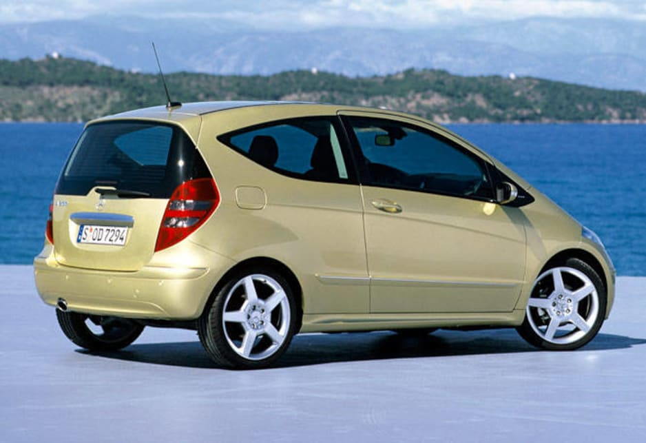 Top ten: Mercedes A-Class - 35.96 points  - 5 stars