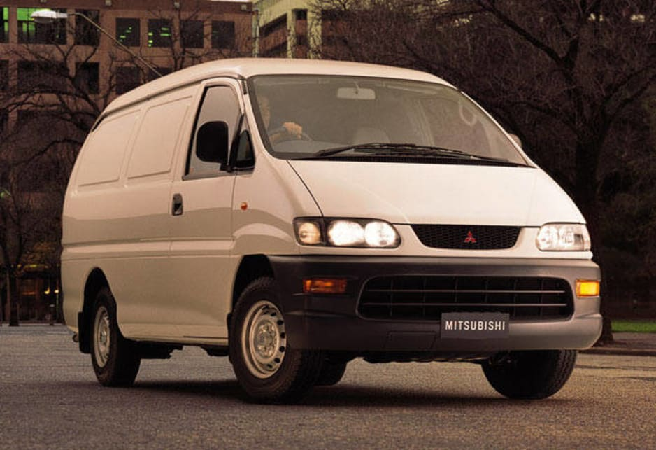 Bottom ten: Mitsubishi Express - 8.49 points  - 1 star