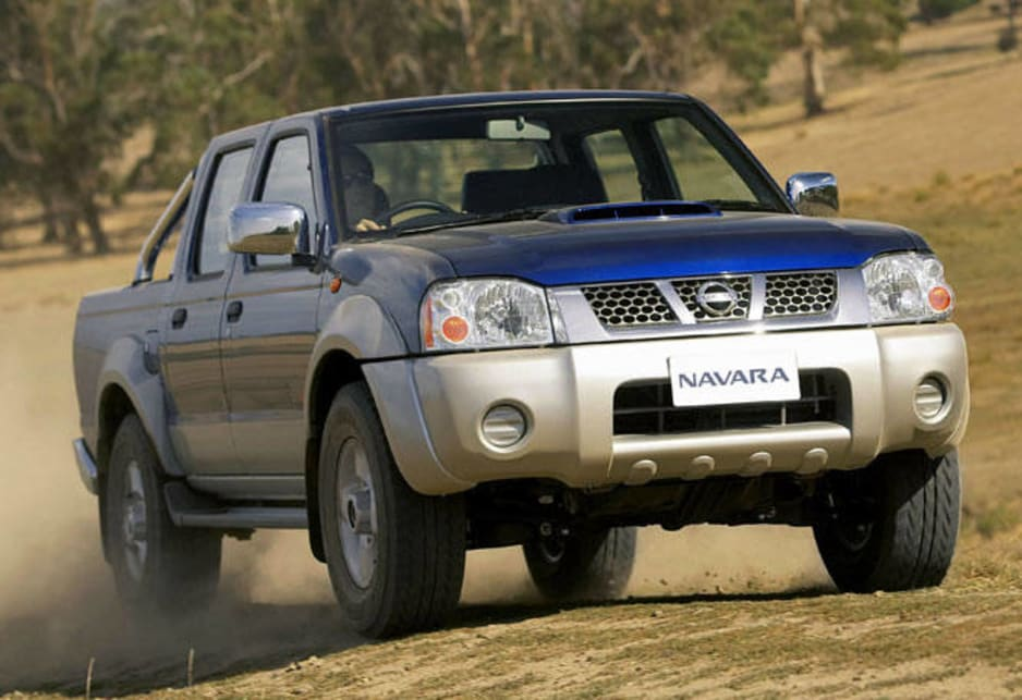 Bottom ten: Nissan Navara - 21.57 points - 3 stars