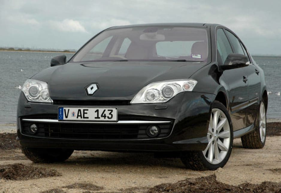 Top ten: Renault Laguna - 35.91 points - 5 stars