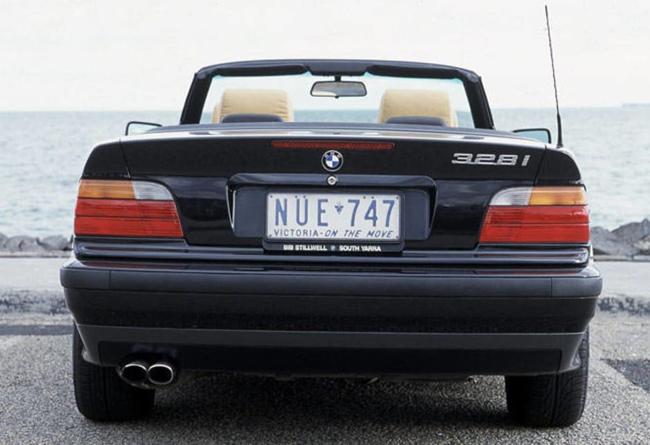 Bmw 328i Convertible >> Used Bmw 328i Review 1995 2000 Carsguide