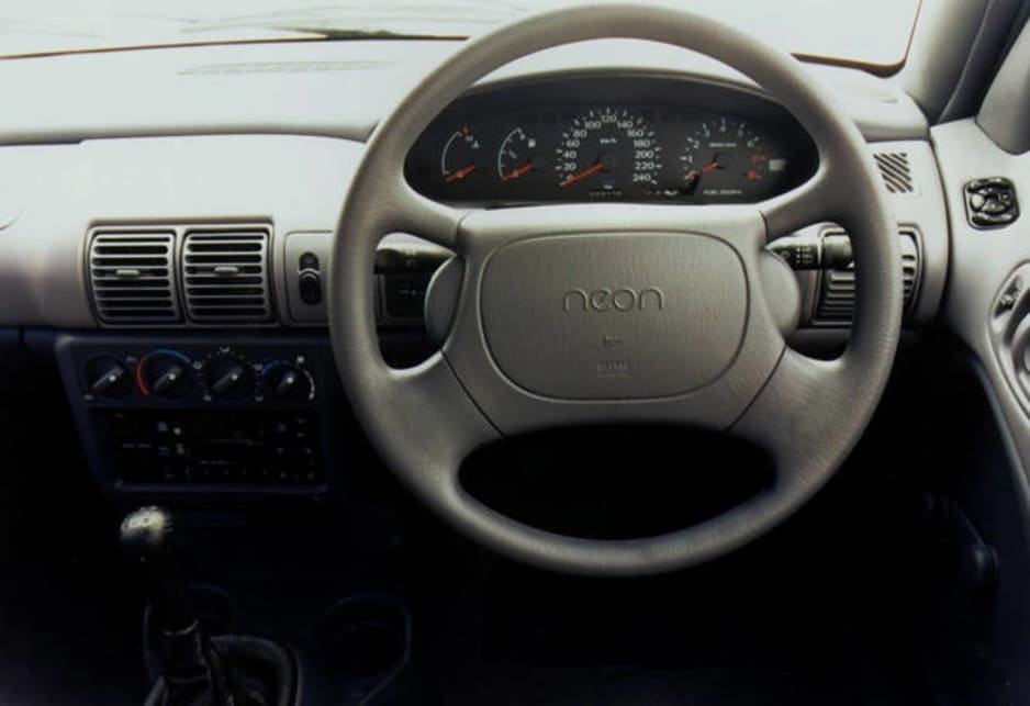 Used Chrysler Neon review: 1996-1999 | CarsGuide