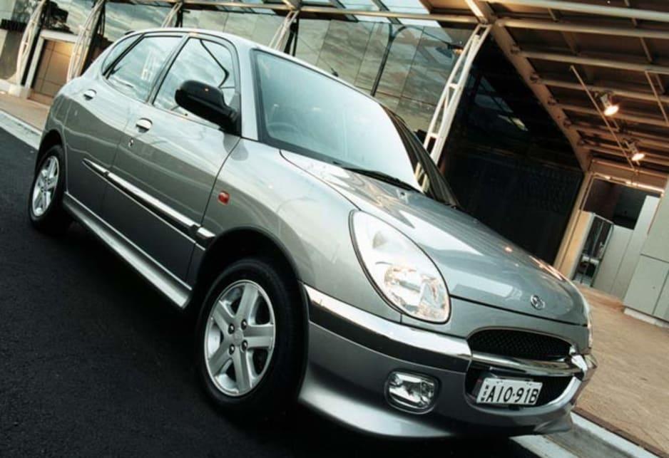 Used Daihatsu Sirion review: 1998-2002 | CarsGuide