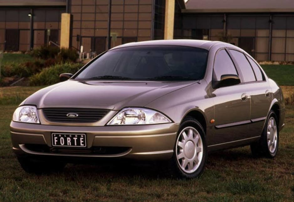 Used Ford Falcon AU review: 1998-2000 | CarsGuide