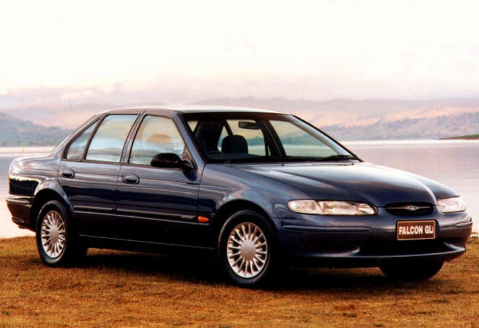 Used Ford Falcon review: 1996-1998 | CarsGuide